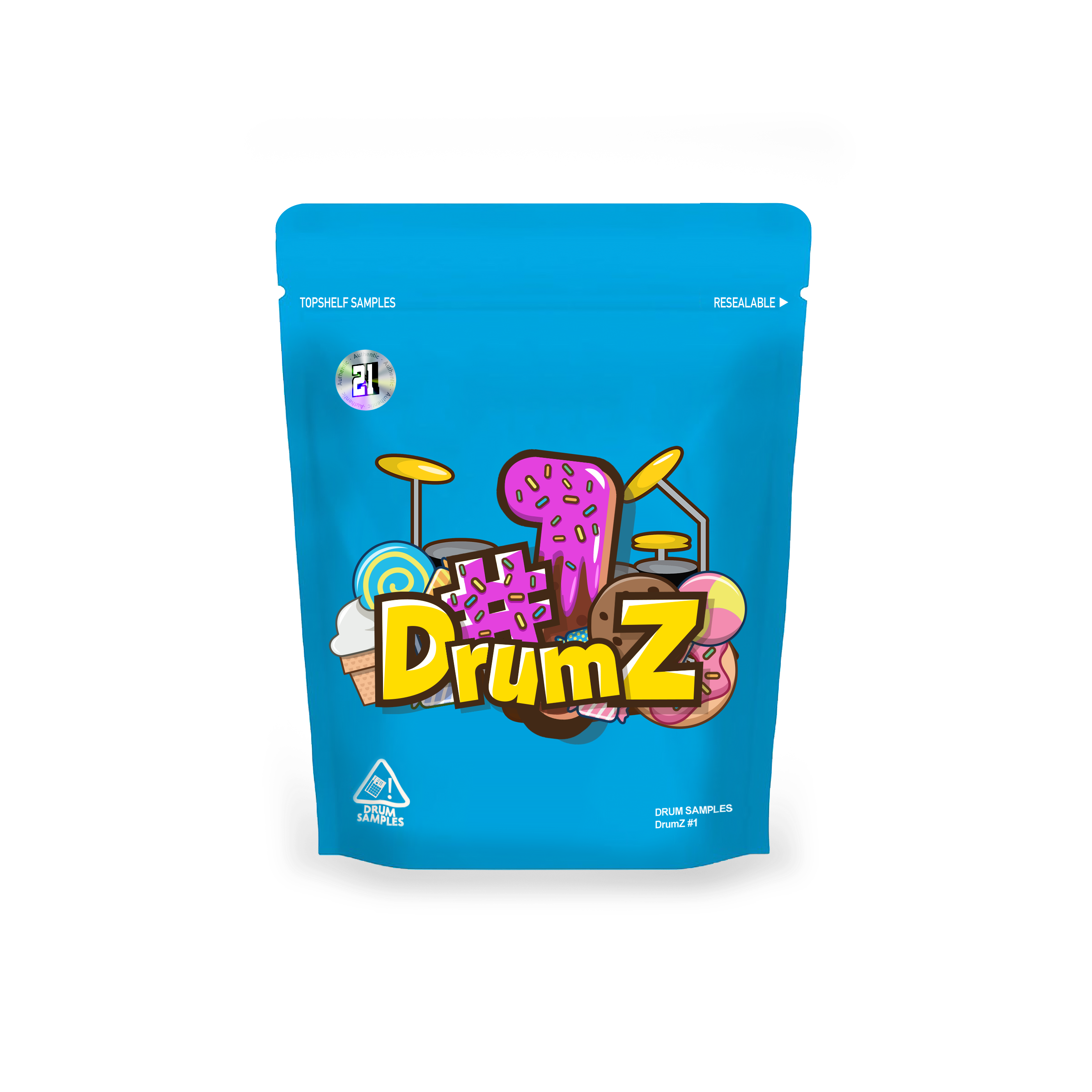 DrumZ #01 (Hybrid)